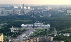 В Москве состоялось торжественное открытие мемориального комплекса Победы на Поклонной горе