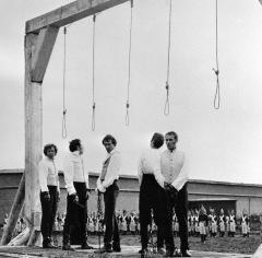 Состоялась казнь пяти руководителей восстания декабристов