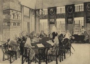 Указом Петра I основан Главный магистрат – бюрократическое учреждение России