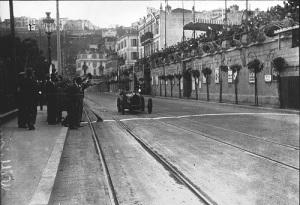 В Монте-Карло проведен первый Гран-при Монако