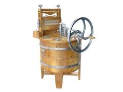 В США запатентована первая стиральная машина