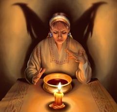 Евстратиев день, Ведьмины посиделки