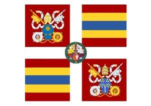 В Ватикане создана Швейцарская гвардия, которая с тех пор охраняет понтификов и папскую резиденцию