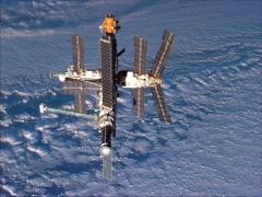 В Тихом океане затоплена орбитальная станция «Мир»