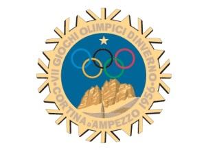 Открылись VII зимние Олимпийские игры в Кортина д