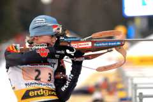 Биатлон — состязания биатлонистов восстановлены в программе Олимпийских игр