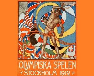Открылись V летние Олимпийские игры в Стокгольме (Швеция)