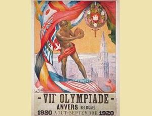Открылись VII летние Олимпийские игры в Антверпене (Бельгия)