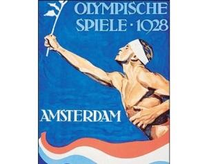Открылись IX летние Олимпийские игры в Амстердаме (Нидерланды)