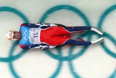 Санный спорт — на Олимпийских играх впервые состоялись соревнования по санному спорту