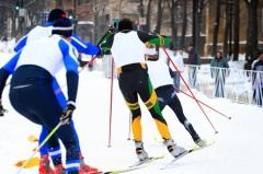 Лыжные гонки — состязания лыжников включены в программу Олимпийских игр