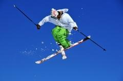 Фристайл — лыжное многоборье дебютировало в программе Олимпийских игр