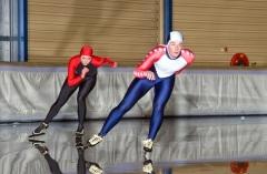 Скоростной бег на коньках — получил статус олимпийского вида спорта