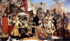 Заключен Ям-Запольский мирный договор