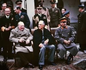 Началась Крымская (Ялтинская) конференция