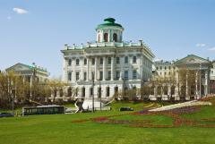 Состоялась торжественная церемония передачи Дома Пашкова Российской государственной библиотеке