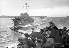 Завершилась битва за Заполярье во время Великой Отечественной войны