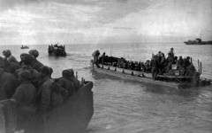 Началась Керченская десантная операция советских войск