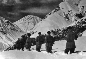 Началась оборона Кавказа (Битва за Кавказ) в годы Великой Отечественной войны