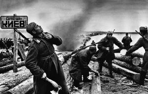 В ходе Великой Отечественной войны началась Битва за Днепр