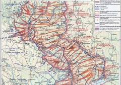 В ходе Великой Отечественной войны завершилась Битва за Днепр