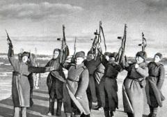 Завершилась наступательная Прибалтийская операция советских войск