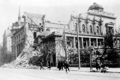Немецкая авиация начала бомбардировку Белграда