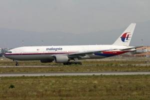 Произошло крушение самолета «Boeing-777» под Донецком
