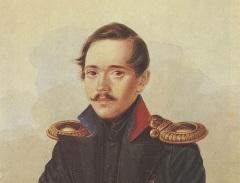 Лермонтов арестован за стихотворение «Смерть поэта»