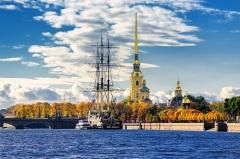 Санкт-Петербург переименован в Петроград