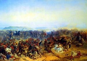 Началась Крымская война