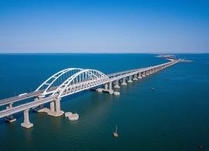 Состоялось открытие Крымского моста