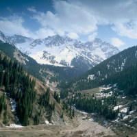 Кыргызстан — горный рай