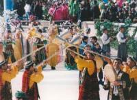 Праздник Навруз в Узбекистане