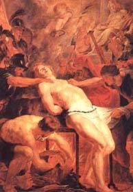 Пытки Святого Лаврентия