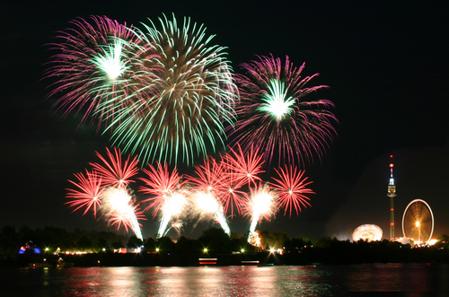 С Днем Рождения, Австрия!!!