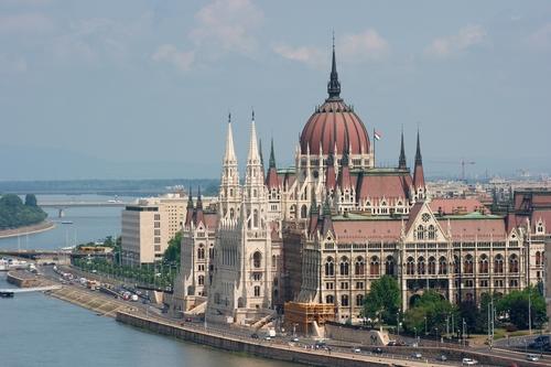 Здание парламента будапешт венгрия