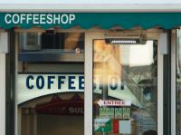 Амстердамский кофе-шоп