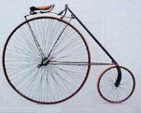 Велосипед «Eagle», 1890, продан в 2005 г. за $11 550
