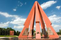 Мемориал в честь победы во второй мировой войне в Кишиневе (Фото: Serghei Starus, Shutterstock)