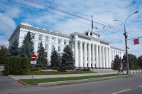 Дом Советов в Тирасполе (Фото: Serghei Starus, Shutterstock)