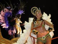 Яркое, незабываемое шоу в исполнении аргентинских танцовщиц