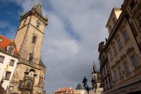 Старинные астрономические Часы «Орлой», Прага, Чехия