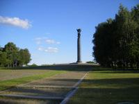 Монумент Славы и Вечный огонь