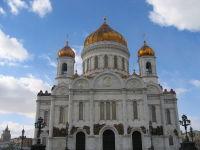 Храм Христа Спасителя в Москве (Фото: Shutterstock)
