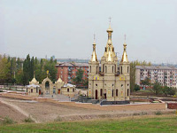 Часовня Георгия Победоносца (www.alchevsk.osp-ua.info)
