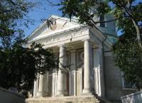 Свято-Вознесенский собор - главный православный храм города