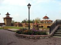 Восстановленный замок