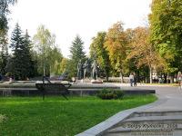 Мемориал Славы в сквере Козицкого