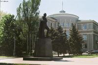 Памятник Герою Советского Союза Ивану Ткаченко